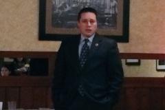 Senator Silvey speaking to MoCEP