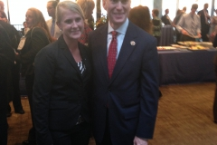 Dr. Paden with Representative Lankford